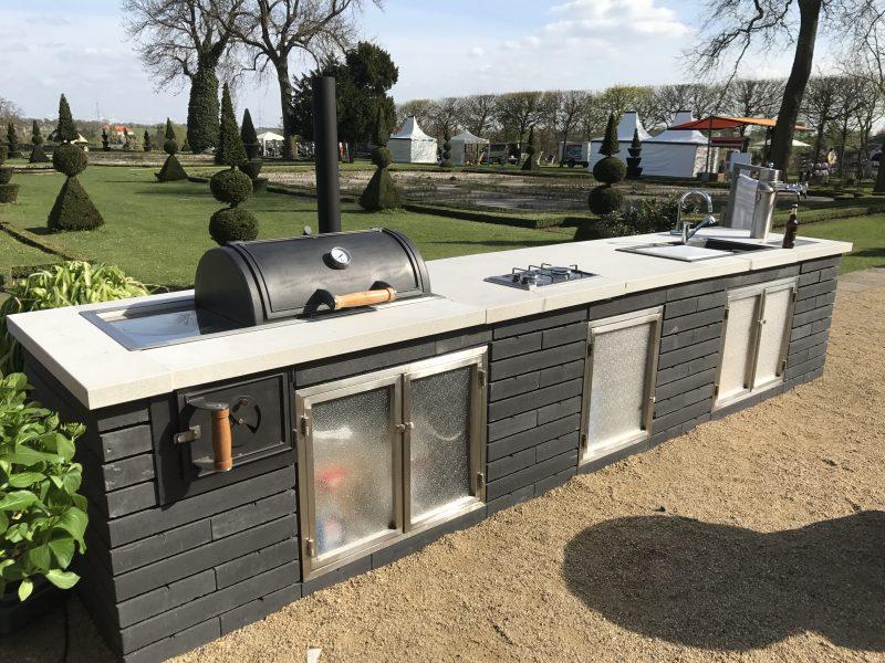 Outdoor Küche Metro : Die outdoorküche sens outdoor grills
