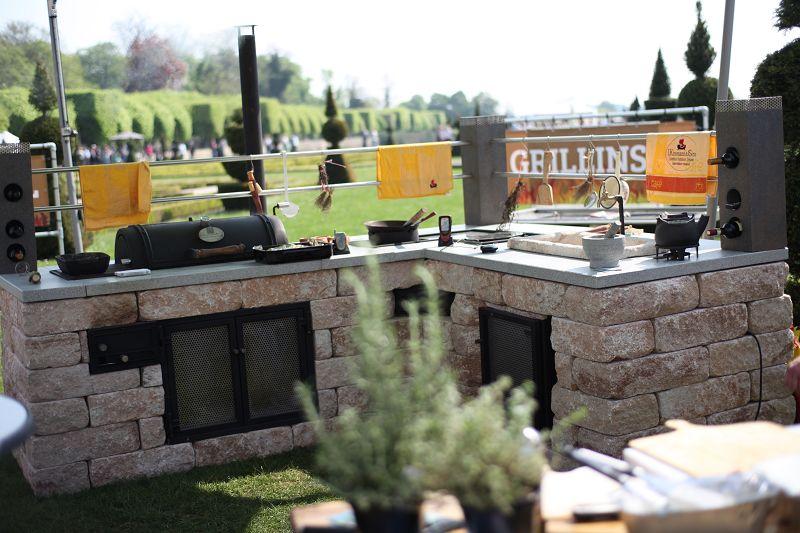 die outdoork che sens outdoor grills. Black Bedroom Furniture Sets. Home Design Ideas