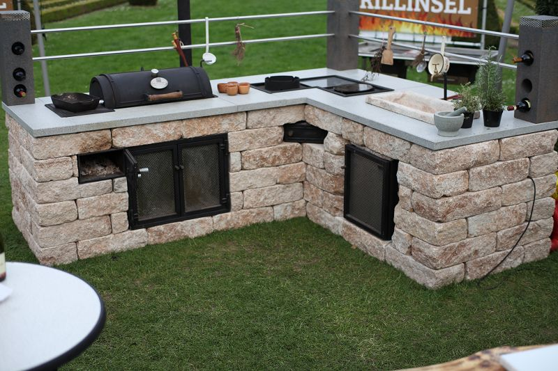 Die Outdoorkuche Sens Outdoor Grills