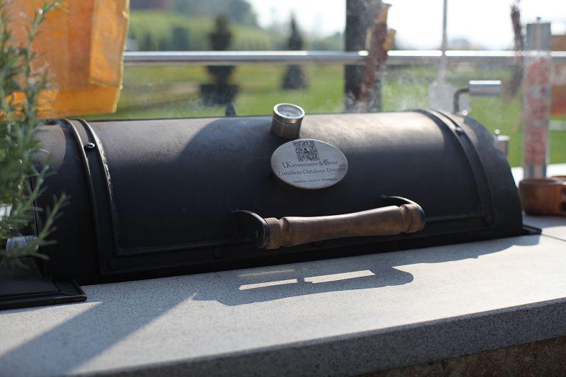 Outdoor Küche Unterbau : Die outdoorküche sens outdoor grills