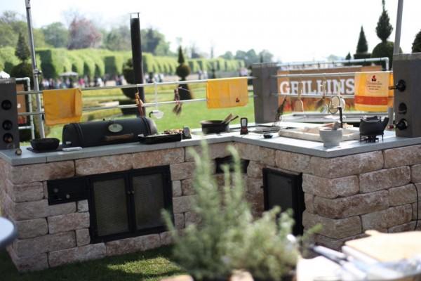 Outdoor Küche Mit Grill : Sens outdoor grills individuelle smoker backofen feuerschale